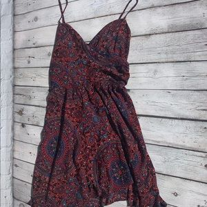 Abercrombie & Fitch Dresses - Woman's Multicolored Abercrombie & Fitch Dresses